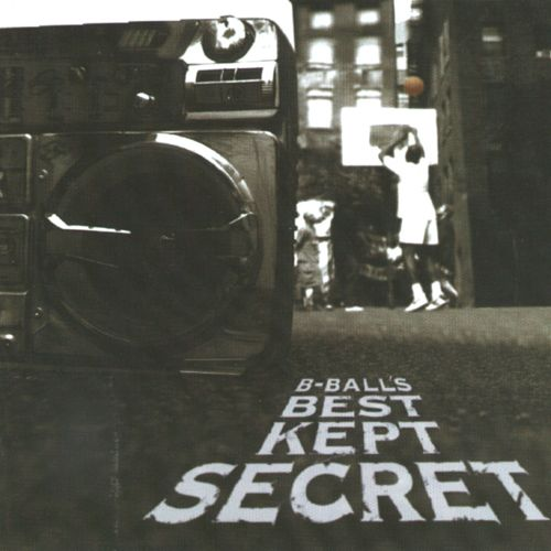 b-ball's best kept secret front cover