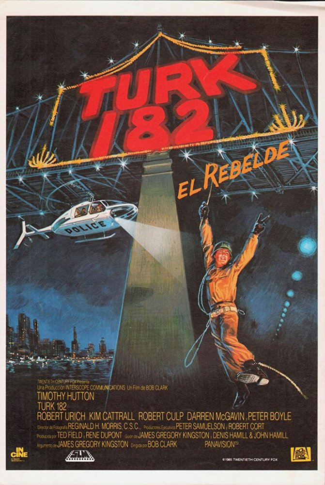 španski poster za turk 182