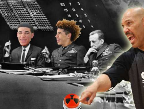 the balls world war 3 liangelo