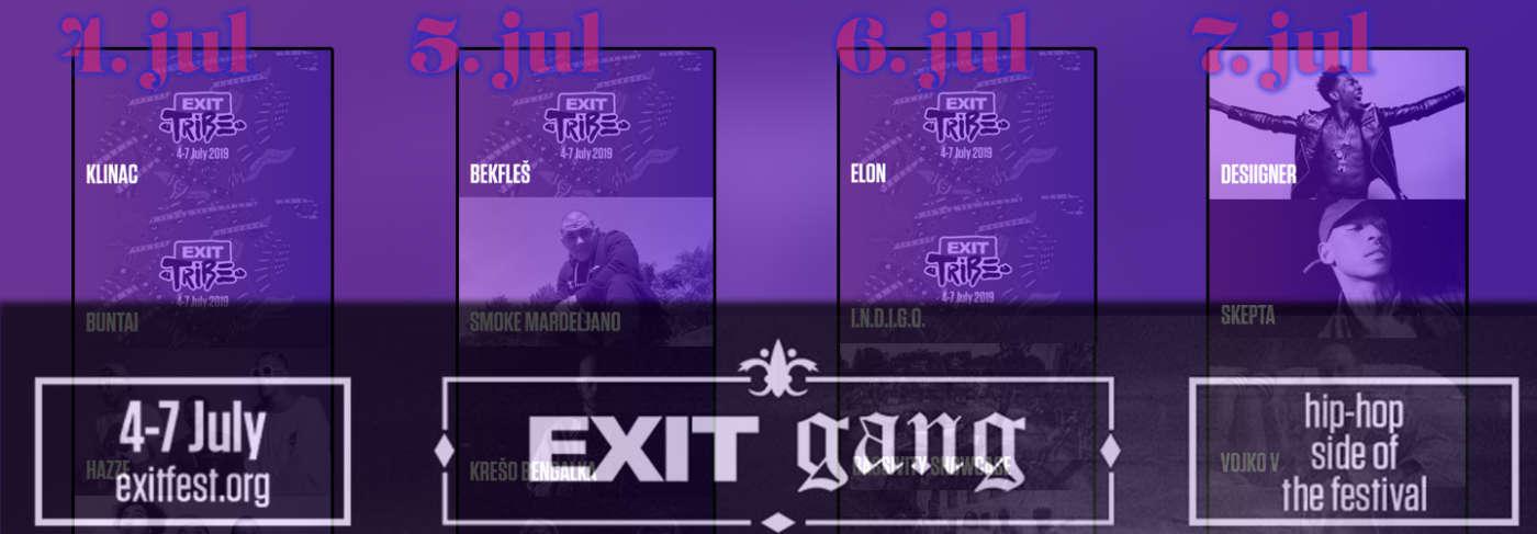 exit gang loudpack