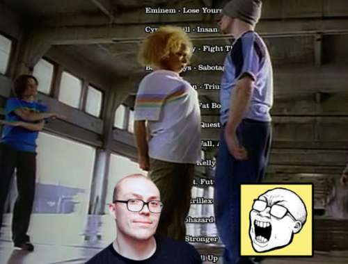 whiteboy anthony fantano