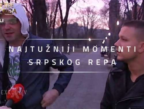 najtuzniji momenti srpskog hip hopa